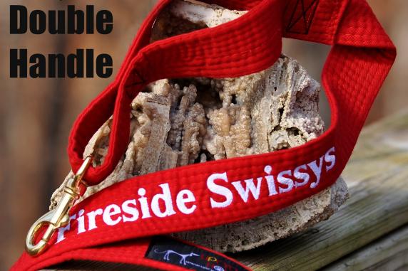 Double Handle Karate Belt Leash