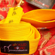 Yellow Karate Belt Leash