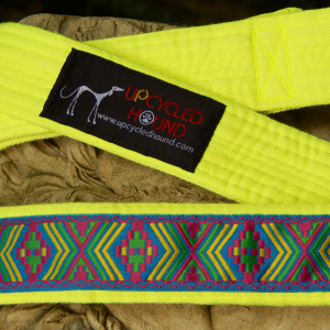 Neon Yellow Karate Leash